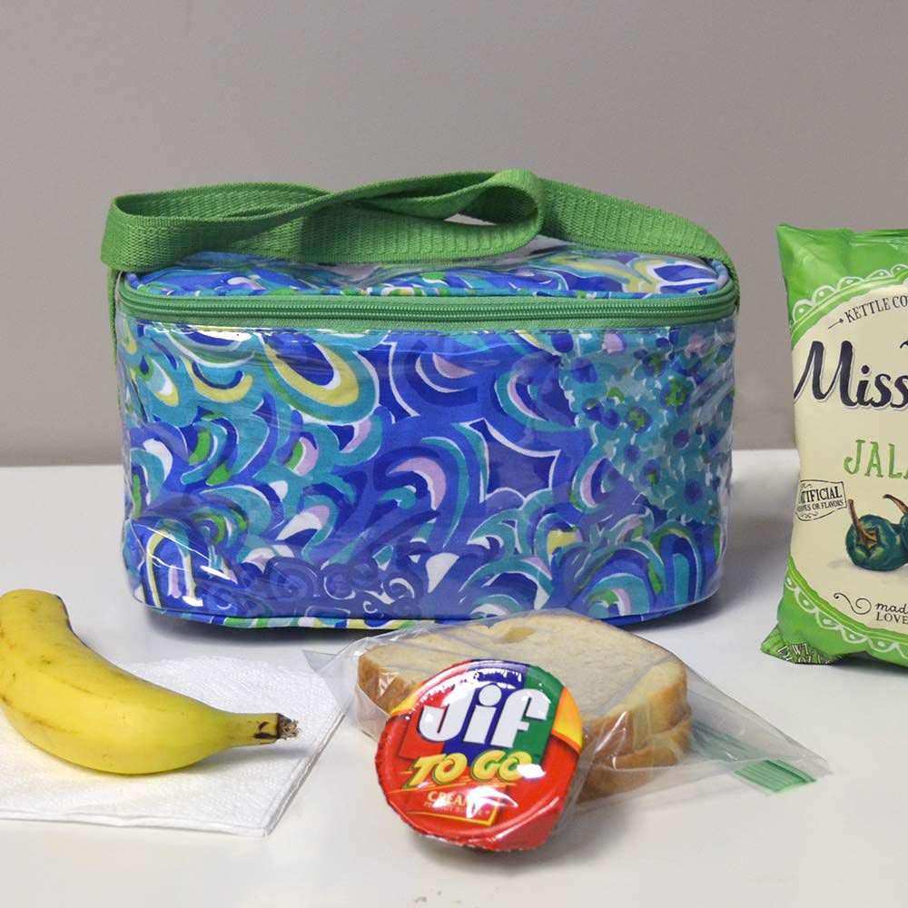 cool water lunch tote