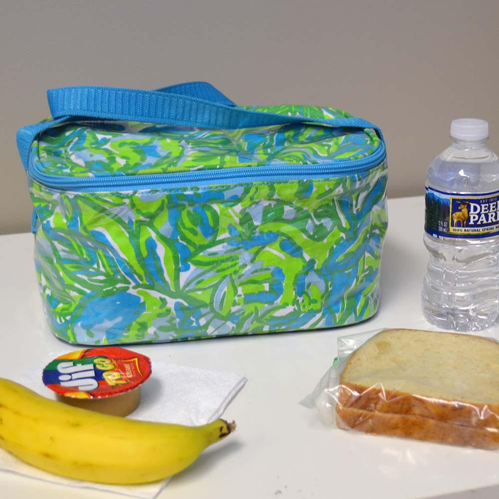 crocodile rock lunch tote