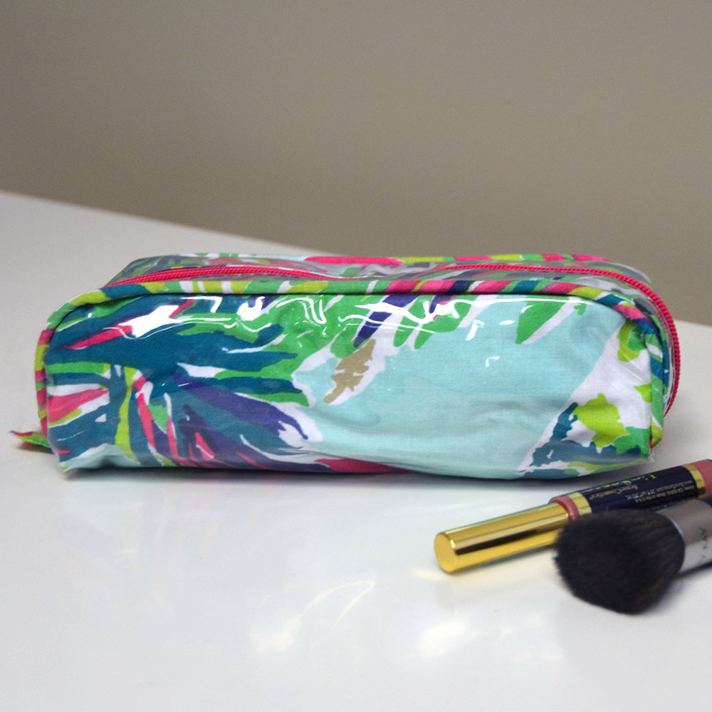 island girl pencil pouch