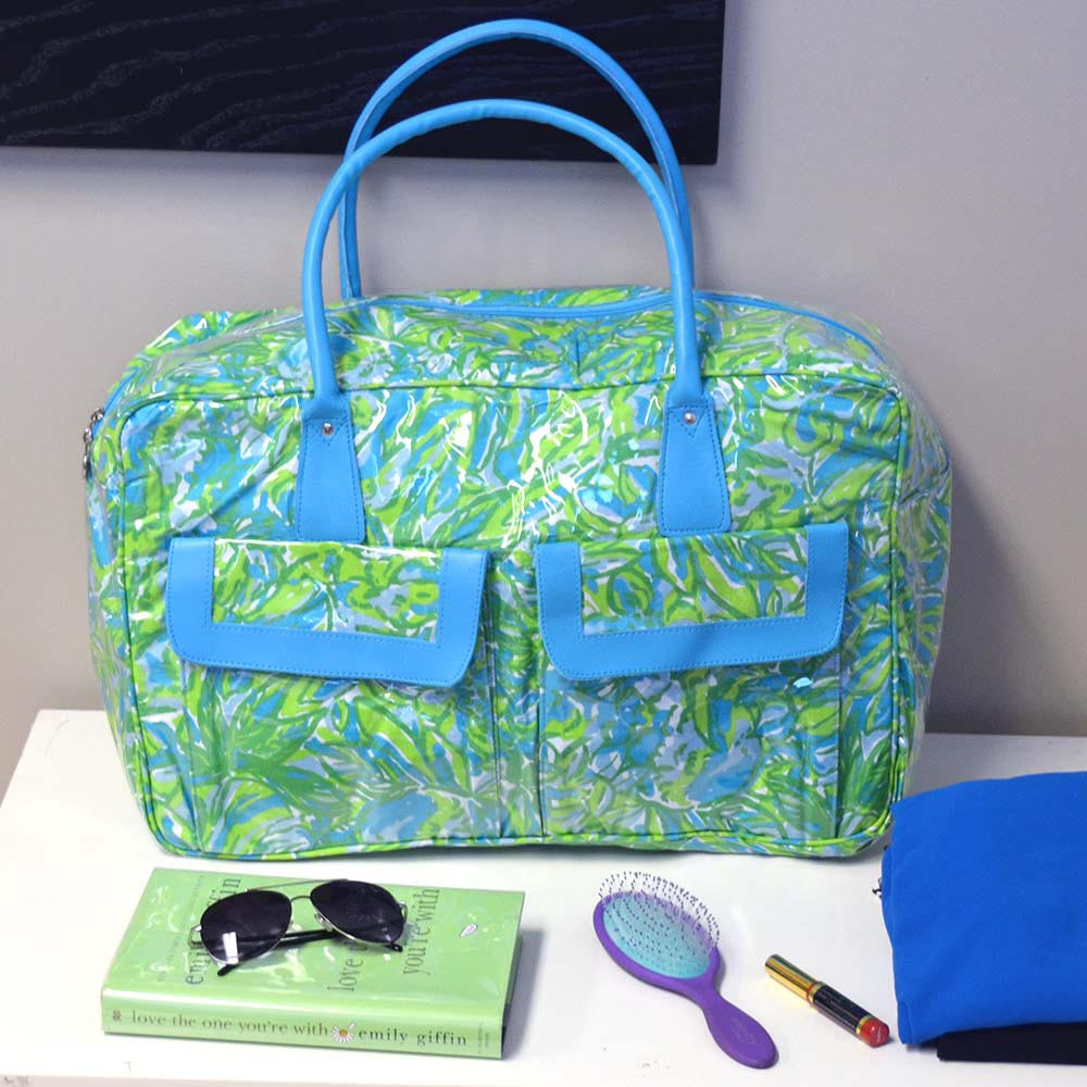 crocodile rock weekender bag