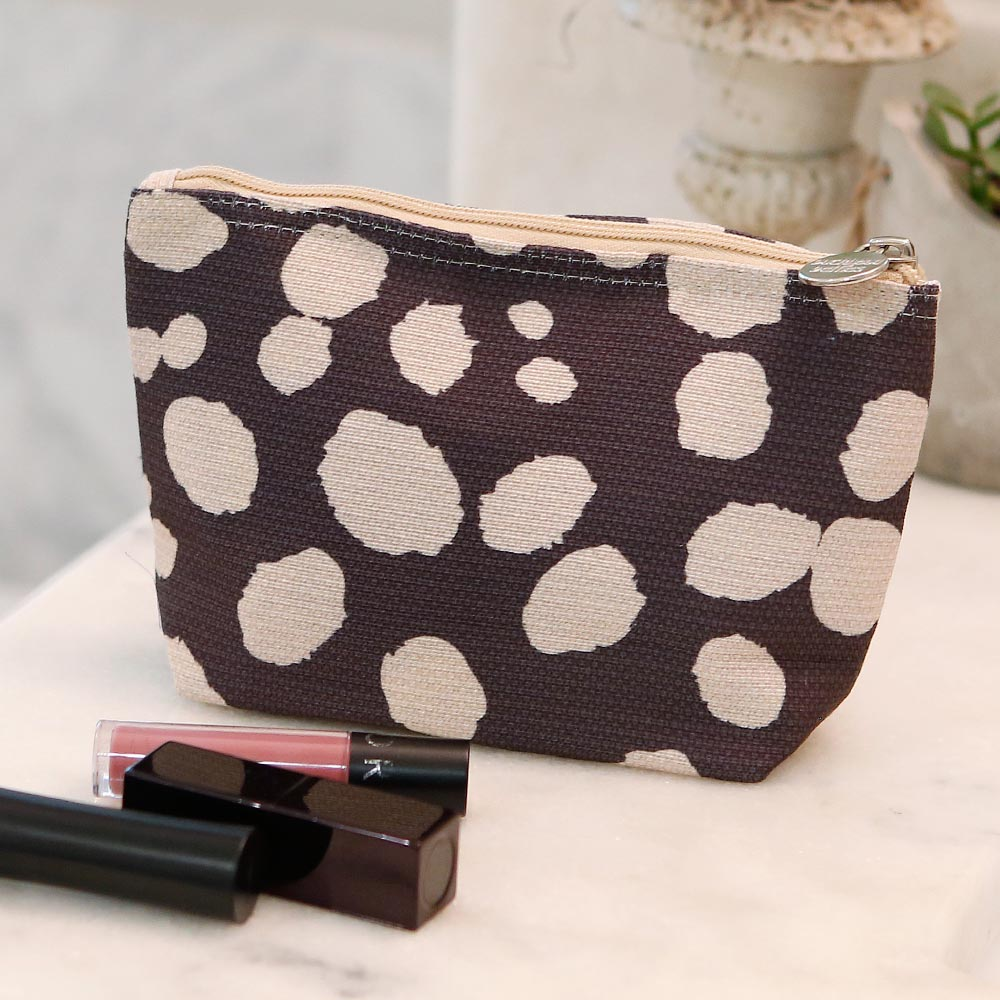 spot on zipper bag mini