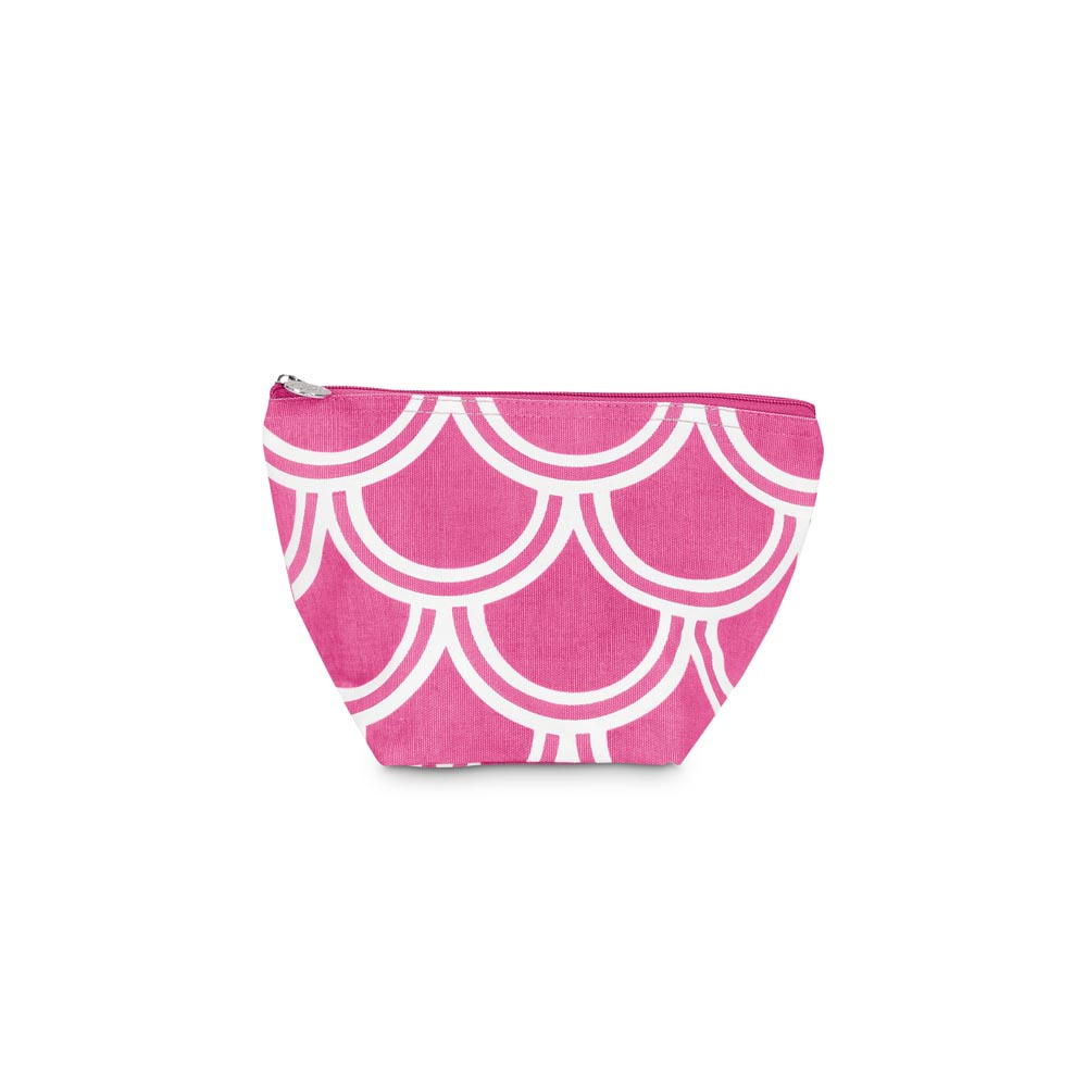 harbor bae pink zipper bag pouch