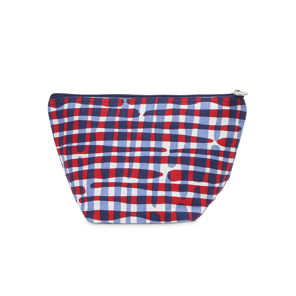 americana zipper bag pouch