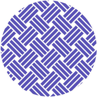 pattern - jenny on the block purple